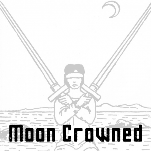 Moon Crowned Tarot logo
