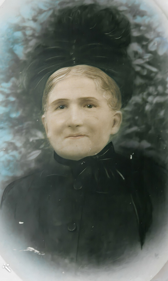 Portrait of Mary Ann Fuller